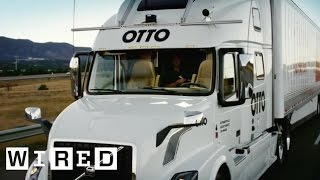 Download Uber's Self-Driving Truck Makes Its First Delivery | WIRED Video