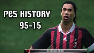 Download Pro Evolution Soccer History: 95-15 (Winning Eleven) Video