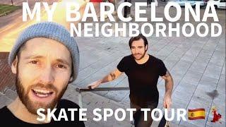 Download Barcelona Skatespot Tour | My Neighborhood Video