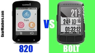 Download GARMIN EDGE 820 VS WAHOO ELEMNT BOLT Review 2018 (Why I stopped Using the Garmin) Video