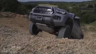 Download 2017 Toyota Tacoma TRD Pro Review Video