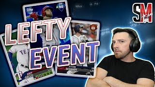 Download Glitchy Good Event Lineup! Lefty Event - MLB The Show 18 Gameplay Video