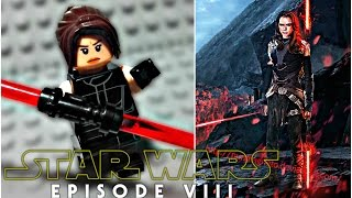 Download LEGO Star Wars Episode 8 The Last Jedi - Dark Side Rey Minifigure Review Video
