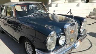 Download 1959 Mercedes-Benz 220S Video