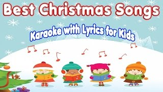Download Christmas Hits - Best Christmas Songs Karaoke with lyrics for Kids Video