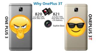 Download One plus 3T vs Oneplus 3 - Watch ″In-Depth″ detailed Specs Comparison before you buy. Video