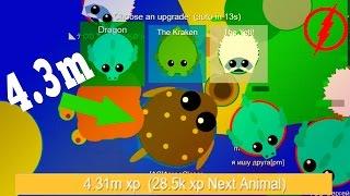 Download Mope.io - Pufferfish MonsterKILL - 4M Epic kill DRAGON Video