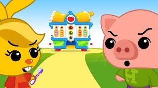 Download Dientes Brillantes - Plim Plim La Serie | El Reino Infantil Video