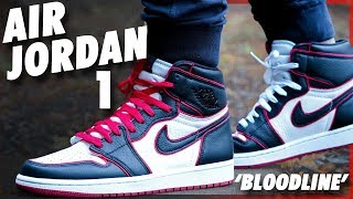 Download Why Did the Air Jordan 1 'Bloodline' Flop ? Video