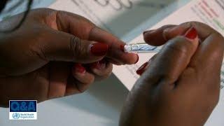 Download OMS: Pruebas de VIH realizadas por el propio paciente — Preguntas y respuestas Video