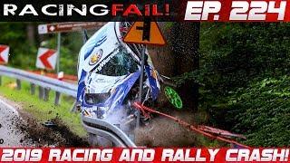 Download Racing and Rally Crash Compilation 2019 Week 224 Video