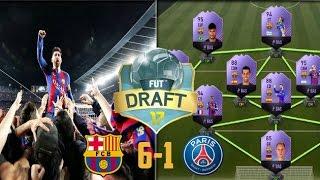 Download FC BARCELONA FUT DRAFT | KAIKKIEN AIKOJEN COMEBACK!! Video
