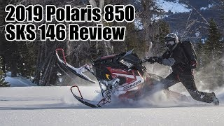 Download 2019 Polaris 850 SKS Review Video
