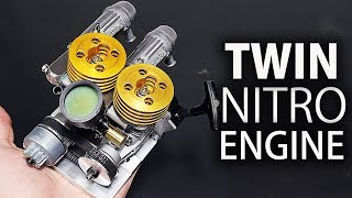 Download Making A Twin Nitro Engine Video