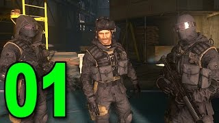 Download Modern Warfare Remastered - Part 1 - F.N.G. / Crew Expendable Video