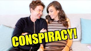 Download REACTING TO CONSPIRACY THEORIES ABOUT OUR RELATIONSHIP! Video