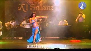 Download Olga Nour -Rock belly dance style Al Salam festival 2013 Ольга Нур Рок ориенталь Video
