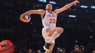 Download 2018 Verizon Slam Dunk Contest - First Round / Feb 17 / 2018 NBA All-Star Weekend Video