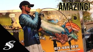 Download Fishing rod challenge! Can I break a St. Croix Mojo?! Video