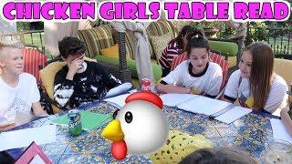Download Chicken Girls Table Read 🐔 (WK 352) | Bratayley Video