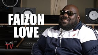 Download Faizon Love on AJ Johnson Claiming Ice Cube Did Him Dirty: I Believe Ice Cube (Part 9) Video