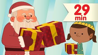 Download We Wish You a Merry Christmas + More | Christmas Songs for Kids | Super Simple Songs Video