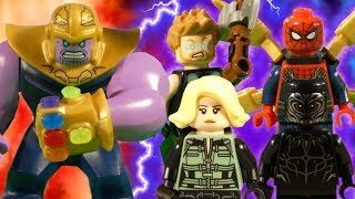 Download LEGO AVENGERS INFINITY WAR PART 1 - 16 - MARVEL STOP MOTION Video