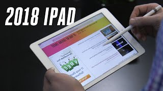 Download New Apple iPad 2018 hands-on Video