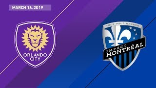 Download Orlando City SC vs. Montreal Impact | HIGHLIGHTS - March 16, 2019 Video