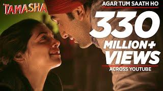Download Agar Tum Saath Ho FULL AUDIO Song | Tamasha | Ranbir Kapoor, Deepika Padukone | T-Series Video