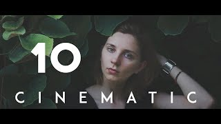 Download This 10 Easy Steps Will Make Your Video More CINEMATIC Video