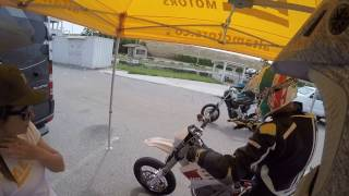 Download Demo Ride on an Alta Electric Supermoto Video