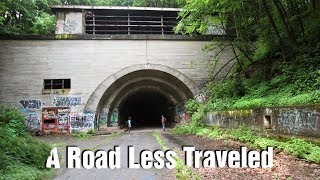 Download Exploring Pennsylvania's abandoned highway Video
