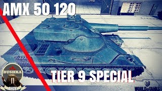 Download AMX 50 120 TIER 9 SPECIAL WORLD OF TANKS BLITZ Video