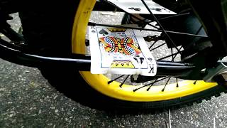 Download How to make bicycle sound like motorbike. Video