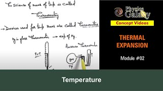 Download 2. Class 11th Physics | Thermal Expansion | Temperature | by Ashish Arora Video