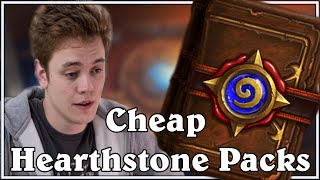 Download Pay to Win with Reynad - Cheap Hearthstone Packs Video