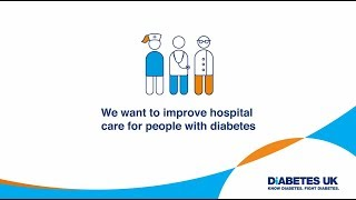 Download Improving diabetes hospital care | Lesley's story | Diabetes UK Video
