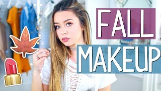 Download Fall Makeup Routine! Video