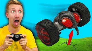 Download RC Car VS Girlfriend Challenge! (Jump, Crash & Fail Battle in Real Life!) Video