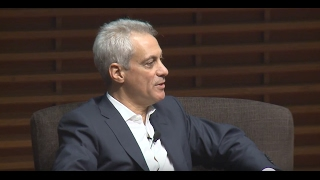 Download Chicago Mayor Rahm Emanuel on Policy-Making & Negotiation Video