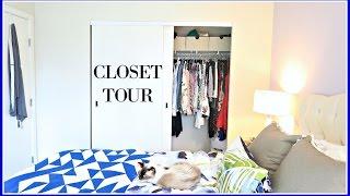 Download CLOSET TOUR   ELLE FLORENCE 2016 Video