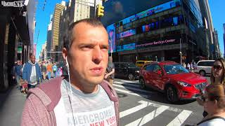 Download NYvlog:#3 Уличная еда Нью-Йорка, Times Square Video