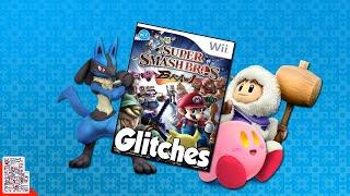 Download Children's Party Game - Glitches in Super Smash Bros. Brawl - DPadGamer Video