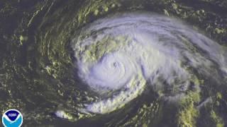 Download 2016 Atlantic Hurricane Season - Individual storms satellite animation Video