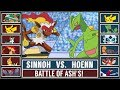 Download SINNOH Ash vs. HOENN Ash! (Pokémon Sun/Moon) - Battle of Ash's Video