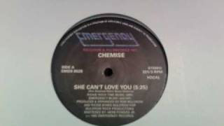 Download Chemise - She Can't Love You Video