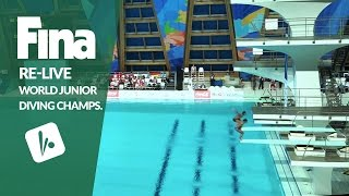 Download Re-Live - Day 1 Mixed Team Event - FINA World Junior Diving Championships 2016 - Kazan (RUS) Video