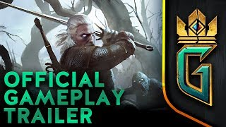 Download GWENT: The Witcher Card Game | Official Gameplay Trailer Video