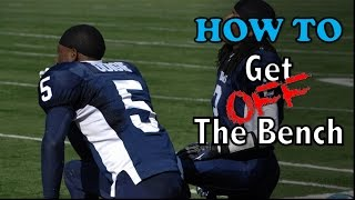 Download 5 Tips to Become a Starter (and get OFF the bench) - Football Tip Fridays Video